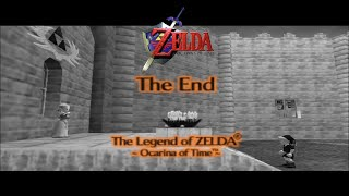 Legend of Zelda Ocarina of Time: Credits