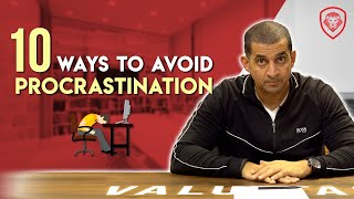 How to Stop Procrastinating as an Entrepreneur