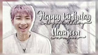 Happy RM Day -Army