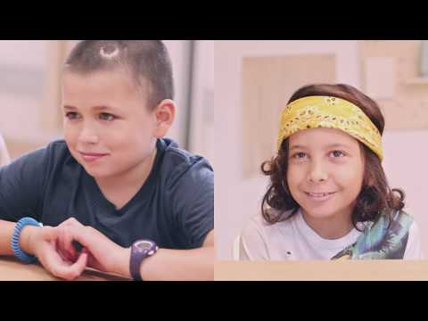 Llega 'La Brigada de los Valientes', creada por y para los niños