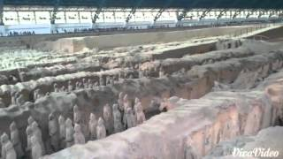 西安 秦始皇兵馬俑 Terracotta Army of Qin Shi Huang China