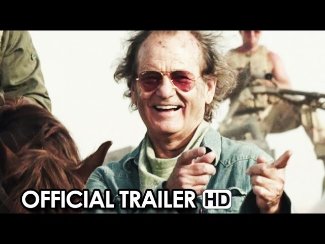 Rock The Kasbah Official Trailer (2015) - Bill Murray, Bruce Willis HD