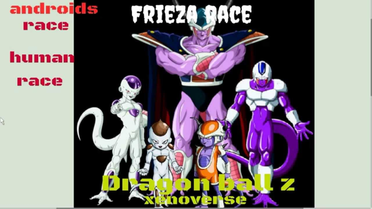 Dragon Ball z Frieza Race Dragon Ball z Xenoverse Frieza