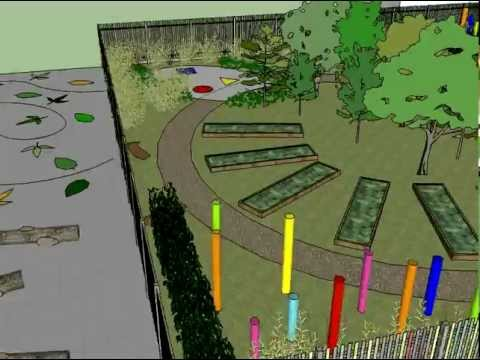 Sensory gardens create a haven for the senses for Sensory garden designs