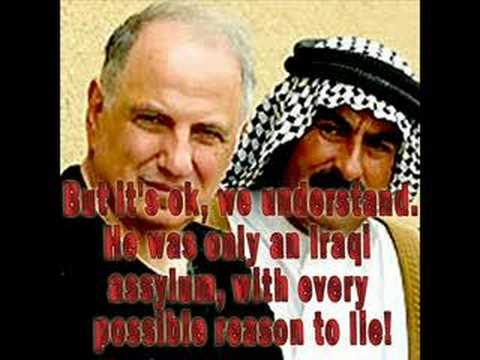 Empty But Eloquent: McCain Tricked By Chalabi