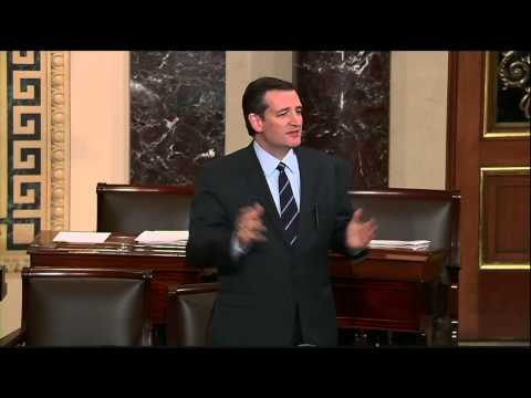 Sen. Ted Cruz Speaks on Reauthorization of the PATRIOT Act