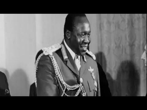 'Capturing Idi Amin' documentary