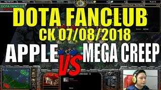 Dota Fanclub-Chung kết Apple vs Mega Creep