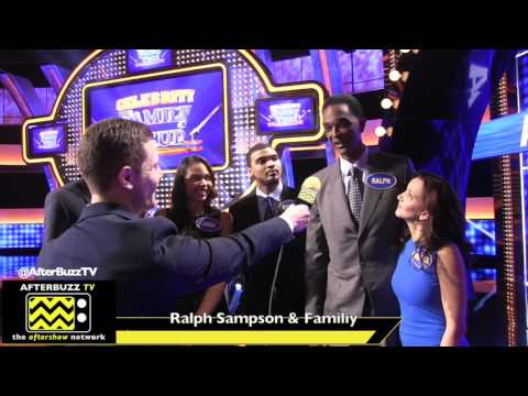 Ralph Sampson Interview | Celebrity Family Feud Interview