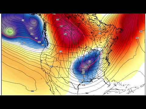 January 15, 2018 Weather Xtreme Video - Afternoon Edition