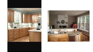 Special Kitchen Paint Colors with Light oak Cabinets Make Your Kitchen More Valuable