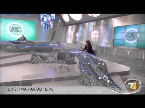 Cristina Parodi Live – Puntata del 16/10/2012