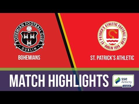 GW26: Bohemians 3-0 St. Patrick's Athletic