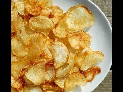 Как сделать домашние чипсы с фото 478
