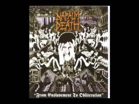 Napalm Death - Emotional Suffocation