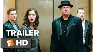 Video clip Now You See Me 2 Official Teaser Trailer #1 (2015) - Woody Harrelson, Daniel Radcliffe Movie HD