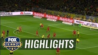 Borussia Dortmund vs. Bayern Munich | 2016-17 Bundesliga Highlights