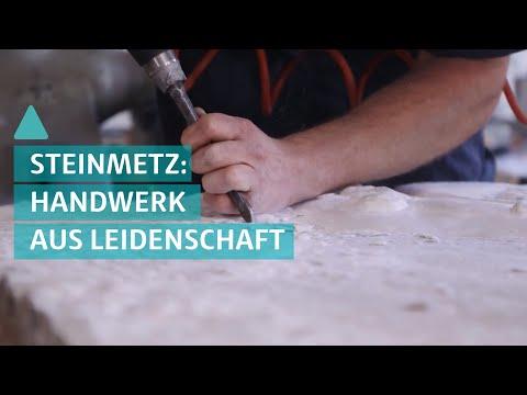 Steinmetz: Vom groben Steinquader zum Kunstwerk