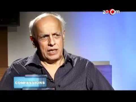 Mahesh Bhatt talks about working with Shahrukh Khan