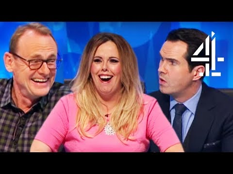 Is Roisin the WORST Countdown Player Ever?? | 8 Out of 10 Cats Does Countdown | Best of Roisin Pt. 2