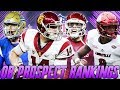 Top 10 Quarterback Prospects in the 2018 NFL Draft