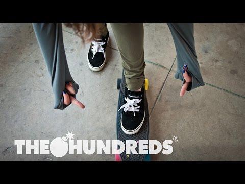 THE HUNDREDS SAN FRANCISCO x PENNY SKATEBOARDS
