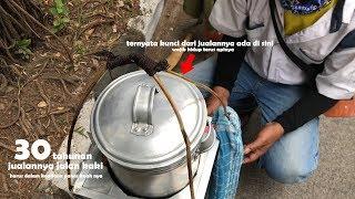 INI RASANYA TOP !! MESKIPUN JUALANNYA PAKE JALAN KAKI | INDONESIA STREET FOOD #421