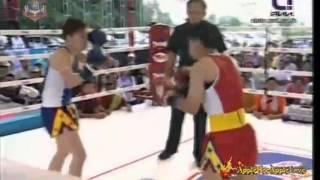Muay Thai Thailand Vs  Japan
