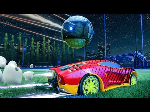 I AM THE ROCKET LEAGUE PRINCE