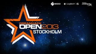 [PvP] MC vs White-Ra DreamHack Open: Stockholm 2013 Group Stage #2 Group I - [Starcraft II] [HotS]