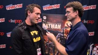 Jason O'Mara Interview - Batman in Batman: Bad Blood