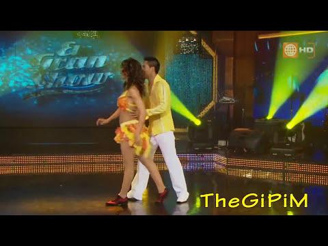 MARICIELO EFFIO : MERENGUE ( HD ) - Reyes del Show 2011 - 5a Gala - 03/12/2011