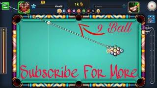 8 Ball Pool | 9 Ball Working Golden Breaks | September 2017