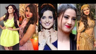 Category 1 : Cute Doll Looking Like Indian TV Actresses | Sanaya Irani | Aalisha Panwar | Adaa