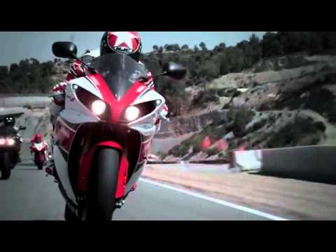 YAMAHA YZF-R1 2012 [ Full HD ] - Ben Spies.
