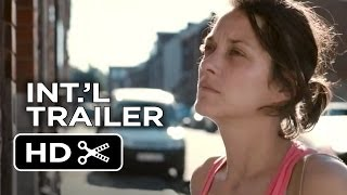 One Day - Two Days, One Night Official UK Trailer #1 (2014) - Marion Cotillard Movie HD