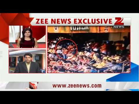 Zee News Exclusive: CCTV Footage of Preity - Ness' arguement