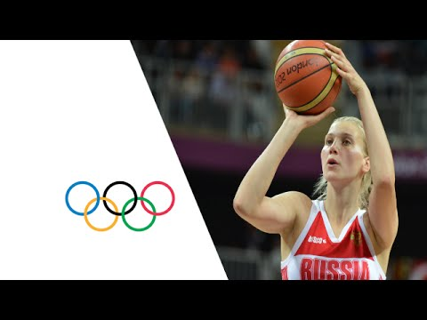Basketball Women's Quarterfinal 3 - TUR v RUS - Full Replay - London 2012 Olympic Games