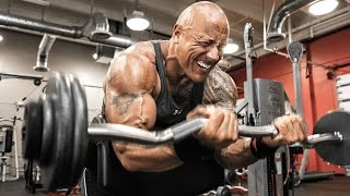 "Dwayne""The Rock"" Johnson Workout 2016"