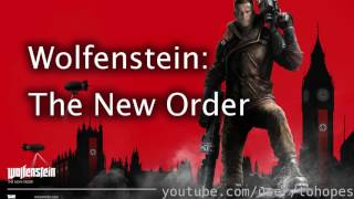 Wolfenstein: The New Order music - Nightmare! (dream of Wolfenstein 3D)