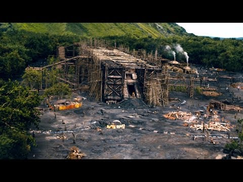 Noah Movie - Ark Featurette