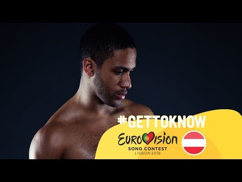 ESC 2018: Get to Know.... CES�R SAMPSON from AUSTRIA | Eurovision Song Contest 2018 🇦🇹