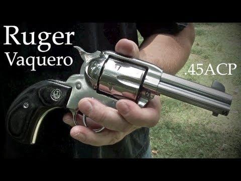 Ruger Vaquero 45ACP - Talo Edition
