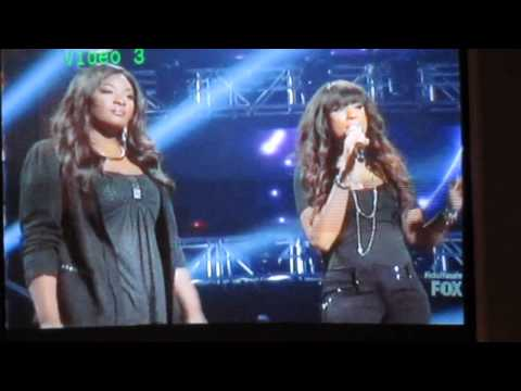 Inseparable Duet by Candice Glover And Grammy Award Jennifer Hudson