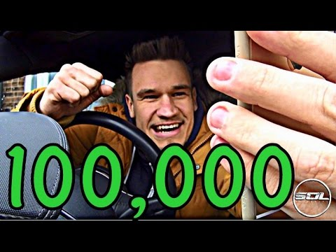 100,000 SUBSCRIBER COUNTDOWN!