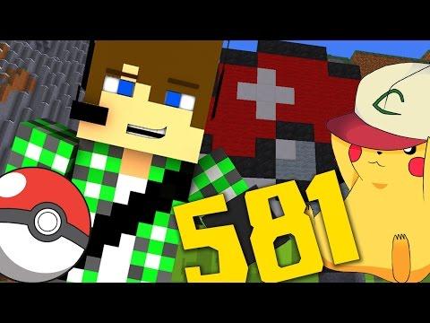 Minecraft ITA - #581 - Pokemon GO è una figata!