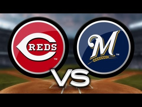 8/16/13: Lucroy's walk off lifts Brewers over Reds