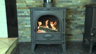 STOVAX Stockton 5 (5kW) wood burning & multifuel stove