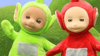 Teletubbies Stop Motion | Happy Dance | Stop Motion Compilation | WATCH ONLINE | Cartoons for Kids