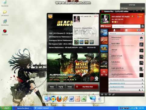 BlackShot Free ID 1 Star